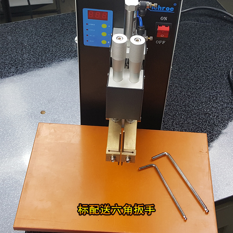 3KW Pneumatic Pulse Battery Spot Welder Battery Pack Spot Welding machine