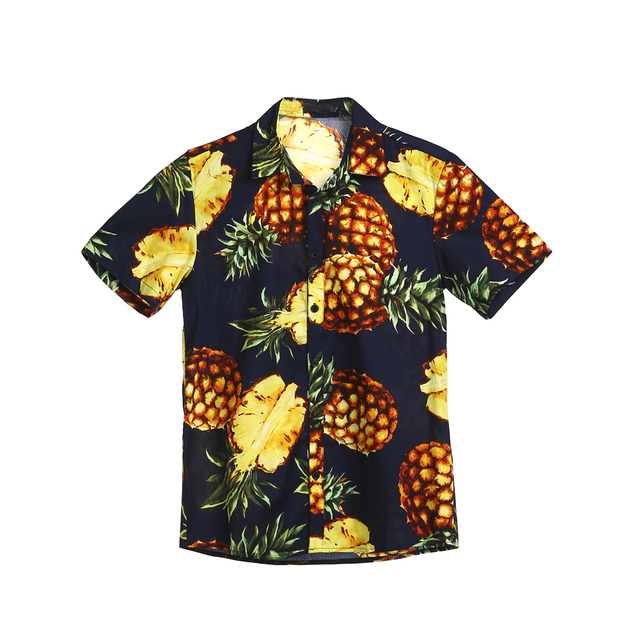 UK Stock Mens Pineapple...