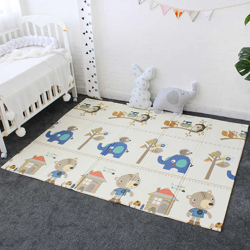 Mat For Baby Non Toxic Soft Xpe Foam