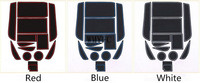 Para Lexus ES ES200 250 ES300h Anti Slip de Borracha Almofada Copo Porta Mat Acessórios Car Styling Adesivo|stickers style -