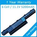 6 cell laptop battery AK.006BT.075 for acer Emachines E440 D640 E529 D520 D528 D720 D442 D443 E443 E642 MS2305  free shipping
