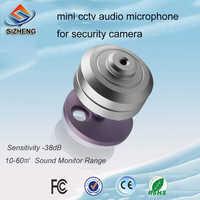 SIZHENG COTT-S9 CCTV мини микрофон цифровой звук подслушивающие устройства голосовой pick up видеонаблюдение для системы безопасности