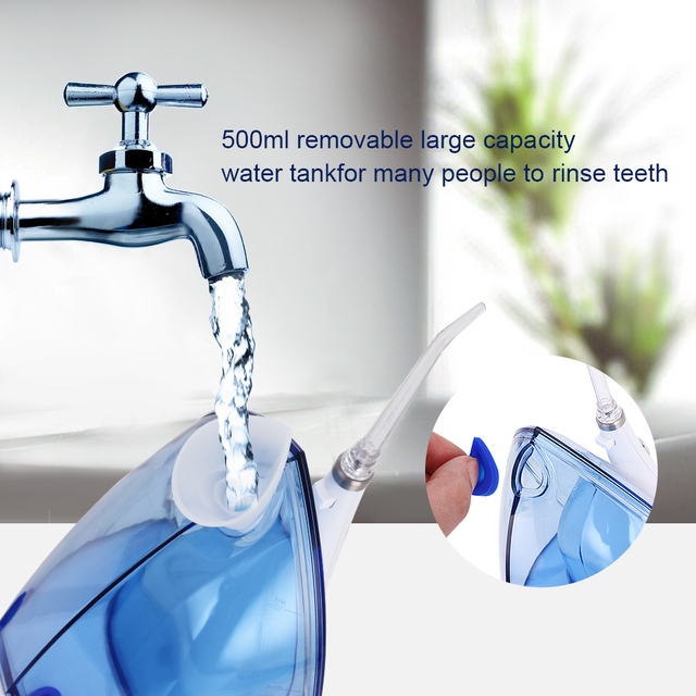 Portable Electric Water Flosser Oral Irrigator