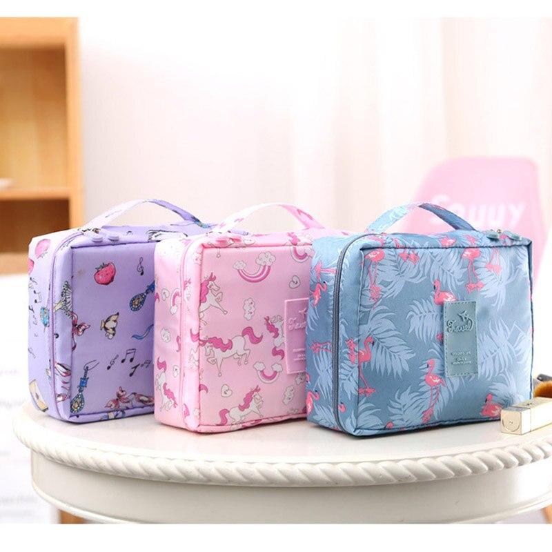 Multifunction travel Cosmetic Bag Neceser Women Makeup Bags Toiletries Organizer Waterproof Female Storage Make up Cases 3