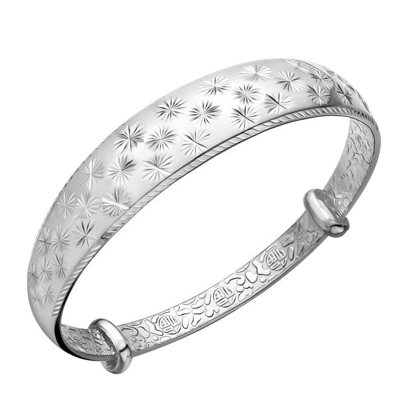 Cheng Centennial -Jewelry-Sterling silver-Gypsophila-For female cheng er 50g