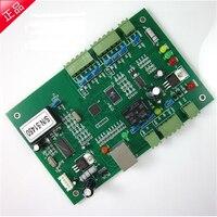 Single Door Bidirectional TCP IP Wiegand Access Control Board RFID NFC Door Access Controller