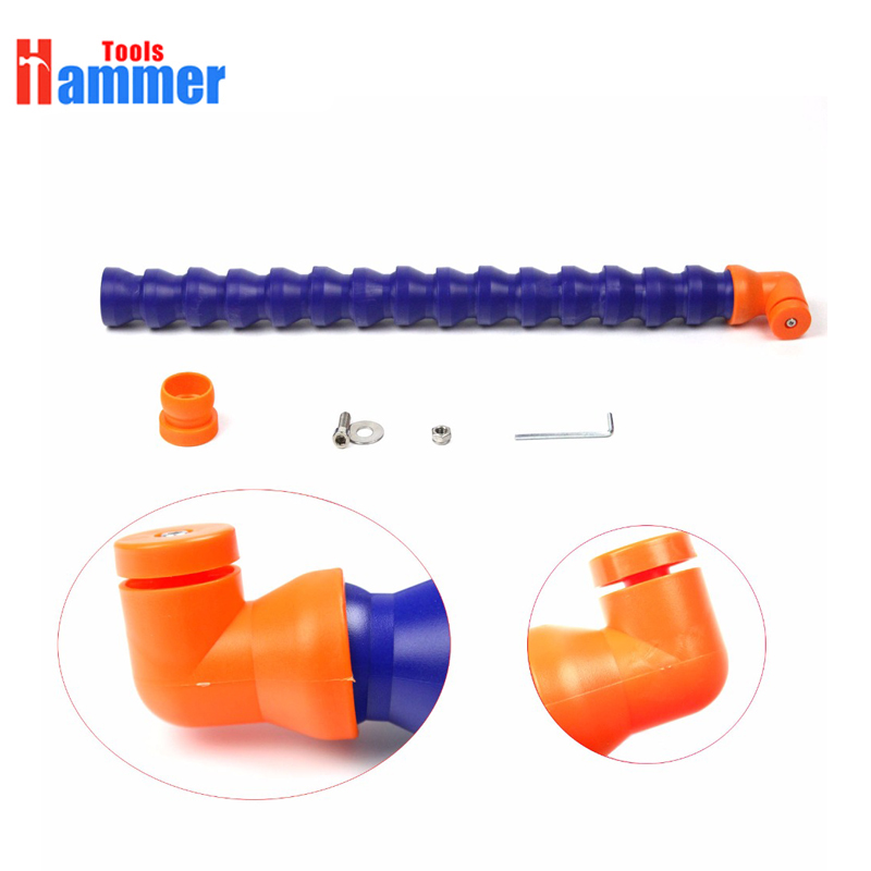 3/4inch goose pipe lock line pipe cooling pipe for suction cups with Screw for PDR lamp pdr light and 360 degree rotation