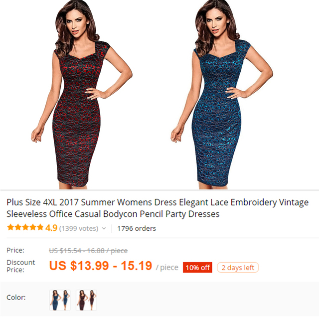 Plus Size 4XL 2017 Summer Womens Dress Elegant Lace Embroidery Vintage Sleeveless Office Casual Bodycon Pencil Party Dresses
