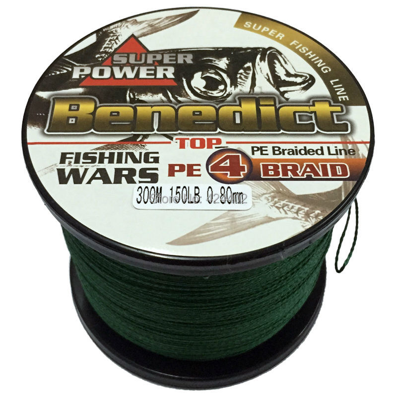 brands new 150lb multifilament fishing line 300m