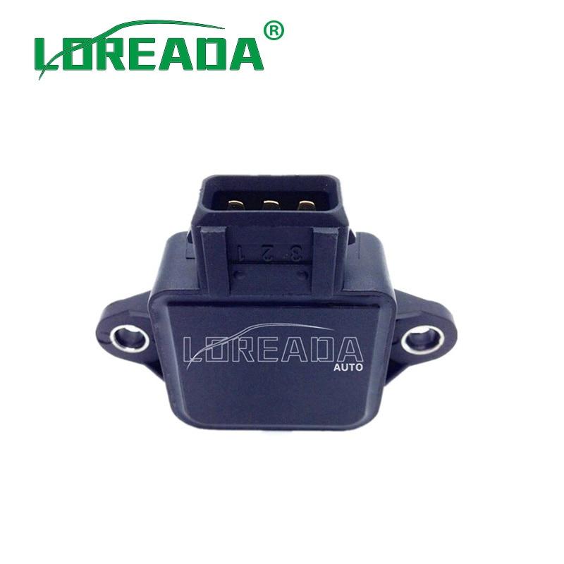 Brand New!!! 3 Pins TPS Throttle Position Sensor For ALFA ROMEO OPEL KIA LANCIA F01R064915R 0280122019 0280122001