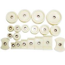 Paquete de Kit de Reparación Del Reloj 20 Reloj de Nuevo Ajuste a Presión Muere Redondo y Rectangular