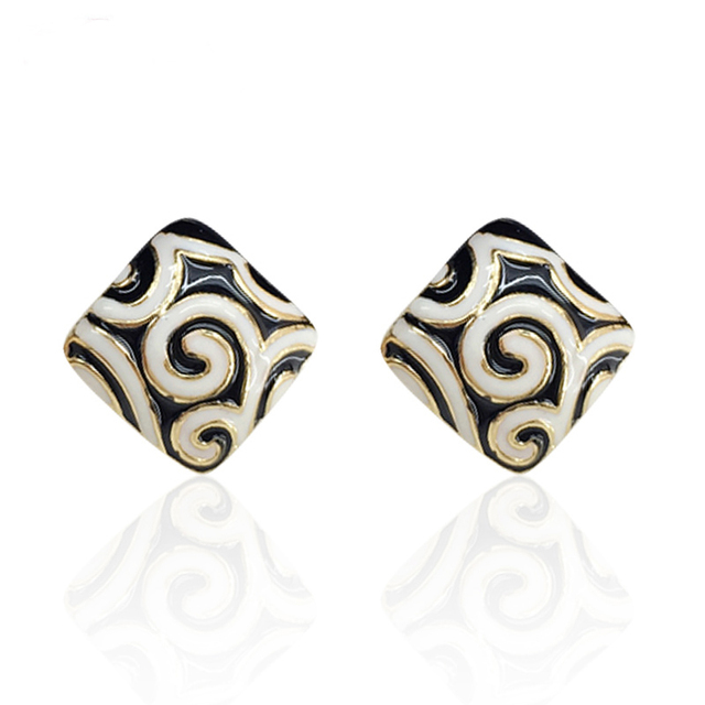 Square Earring  5