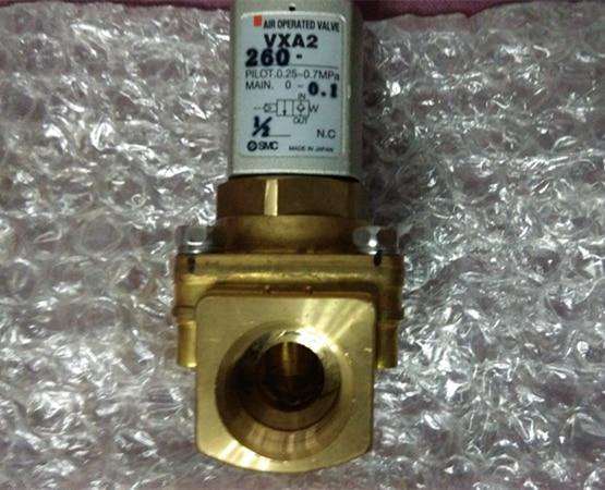 // VXA2260 genuine original stock SMC SMC pneumatic control valve solenoid valve [sa] new original authentic spot smc pneumatic control valve vza5120 01 2pcs lot