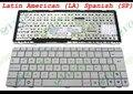 Nueva Netbook teclado teclado del Ordenador Portátil Para Lenovo Compañero Bangho Bgh Depot Edunec X355 EXO BGH X355 Gris LA/SP versión