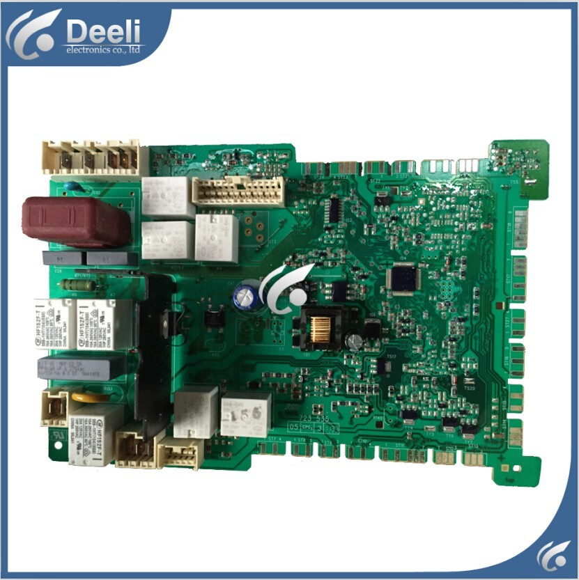95% new used original for Washing Machine WD14H468TI/01 computer board good working original lcd 40z120a runtka720wjqz jsi 401403a almost new used disassemble
