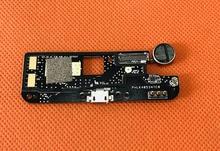 Gebruikt Originele Usb Stekker Lading Board Voor Doogee S60 Helio P25 Octa Core 5.2 Fhd Gratis Verzending