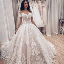 Ike Chimbandi 2019 Junoesque Ball Gown Wedding Dresses