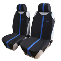 New Arrival Front Car Seat Covers With Headrest 2pcs Universal Fit Most Car Seat Protector Car