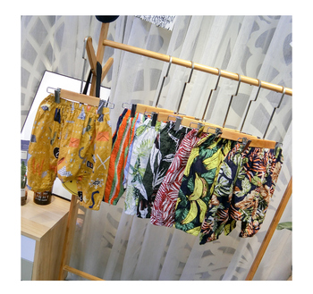 Baby pants summer 0-3 years old pants 2018 new girls and boys PP pants sea fat pants home style new design Baby Pants