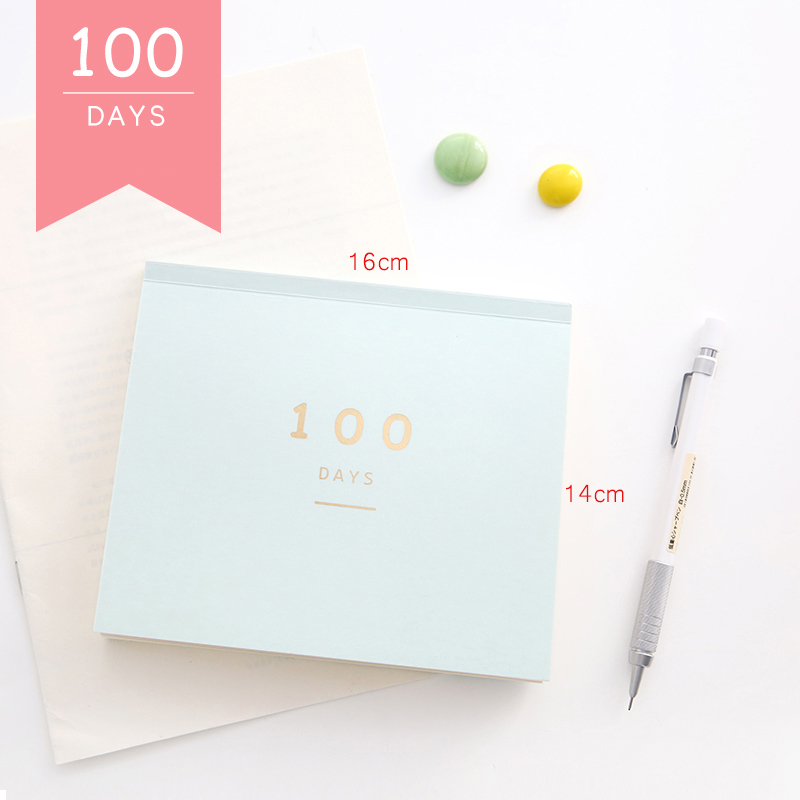 Sticker Note Memo Pads Small Fresh 100 Days Countdown Plan Students Creative Stickers Stationery School Supplies Office Supplies 150 page creative onion shaped memo note pads