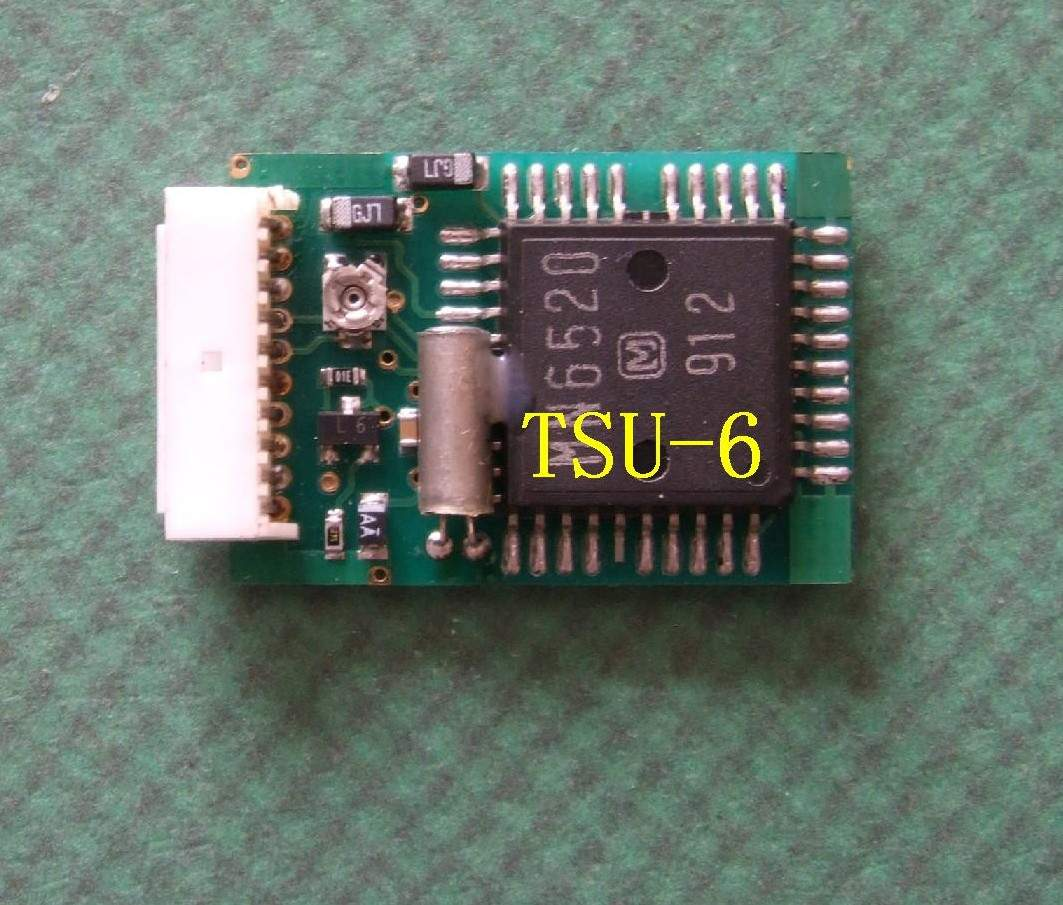 Interphone Accessories TSU-6 Subaudio Component Subaudio Dumbboard CTCSS BOARDInterphone Accessories TSU-6 Subaudio Component Subaudio Dumbboard CTCSS BOARD