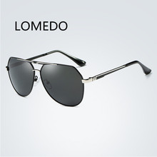 Sunglasses Men Polarized Pilot Military Aviator Sunglasses UV400 Metal Frame Driving Eyewear