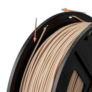 Image 5 - SUNLU Woood fiber 3d printer filament PLA&wood 3d filament 1.75mm 1kg wood fialment with 18%wood fiber & 82% PLA no bubble
