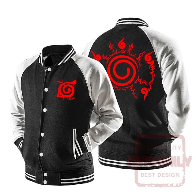 Naruto New Design Jacket (6 Models)