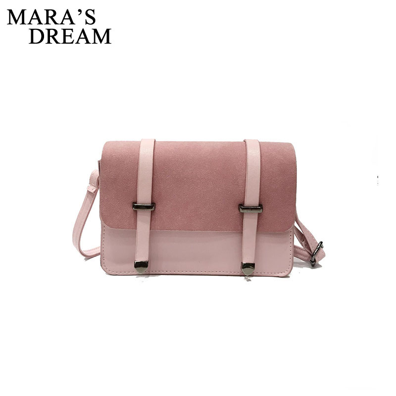 Mara s Dream Small Square Flap Bag Fashion Women Messenger Crossbody Bags Brand Design Sling Shoulder