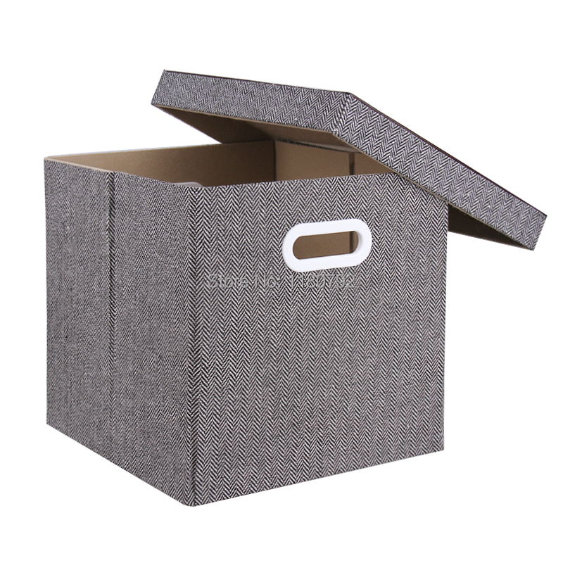 Great [ROWLING] Folding Collapsible Storage Bins Box Canvas Cube Organizer  Container For Clothes Shoe Toy WG069 In Storage Boxes U0026 Bins From Home U0026  Garden On ...