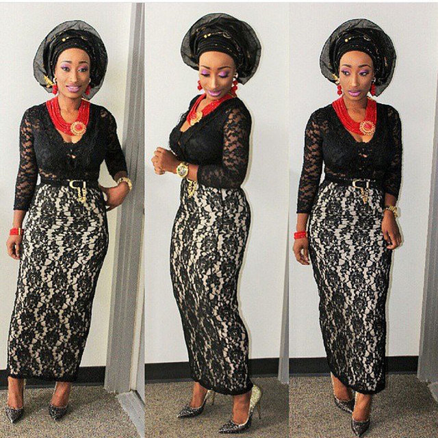 7d7e4d8e944e7 Aso Ebi Tarzı Afrika Abiye giyim Siyah Dantel Mermaid Nijeryalı Akşam  Elbise Vestido de festa Ucuz