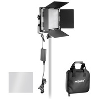Neewer Professional Metal Bi Color LED Video Light For Studio YouTube Product Photography Video Shooting Durable