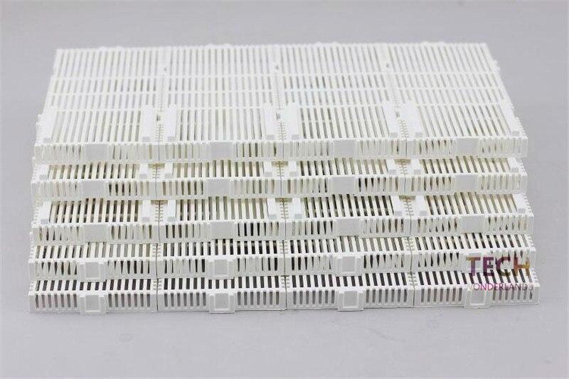 Tube Air Line Hose uxcell/® 28 Pcs Black Plastic Aquarium Undergravel Filter