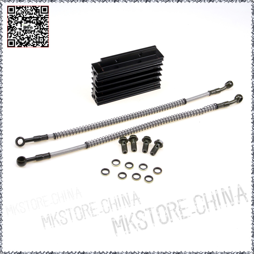 Aliexpress.com : Buy 190MM Motorcycle Oil Cooler for CG125