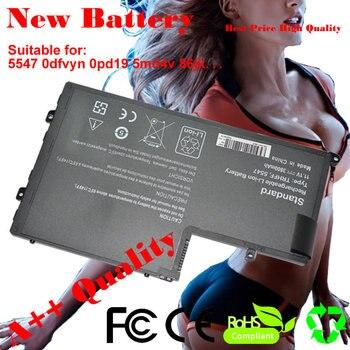3800MAH laptop battery For Dell Inspiron 15 5547 0dfvyn 0pd19 5md4v 86jk8 11.1V