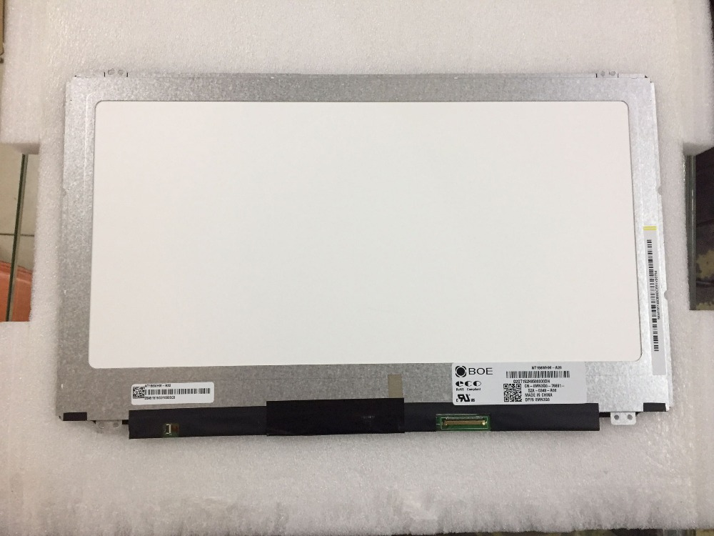 For Boe NT156WHM-A20 NT156WHM A20 LED Screen LCD Display with touch Matrix for Laptop 15.6 HD 1366X768 40Pin Replacement b156xtt01 1 with touch panel lcd screen matrix for laptop 15 6 touch screen 1366x768 hd 40pin glare