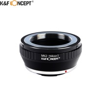 K F CONCEPT For M42 Nikon 1 Camera Lens Mount Adapter Ring For M42 Lens To