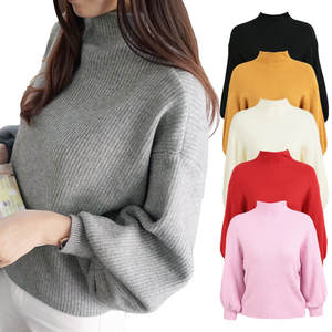 0b4c7d3688c06 ANSELF Sweaters Women Knitted Tops Pullover female Jumper