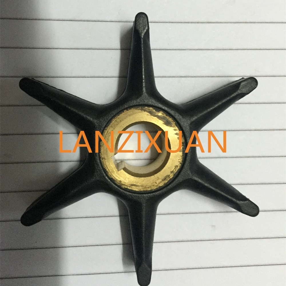 hight resolution of boat engine impeller for johnson evinrude omc 10hp 15hp 18hp 20hp 25hp 35hp outboard motor 375638 775518 free shipping