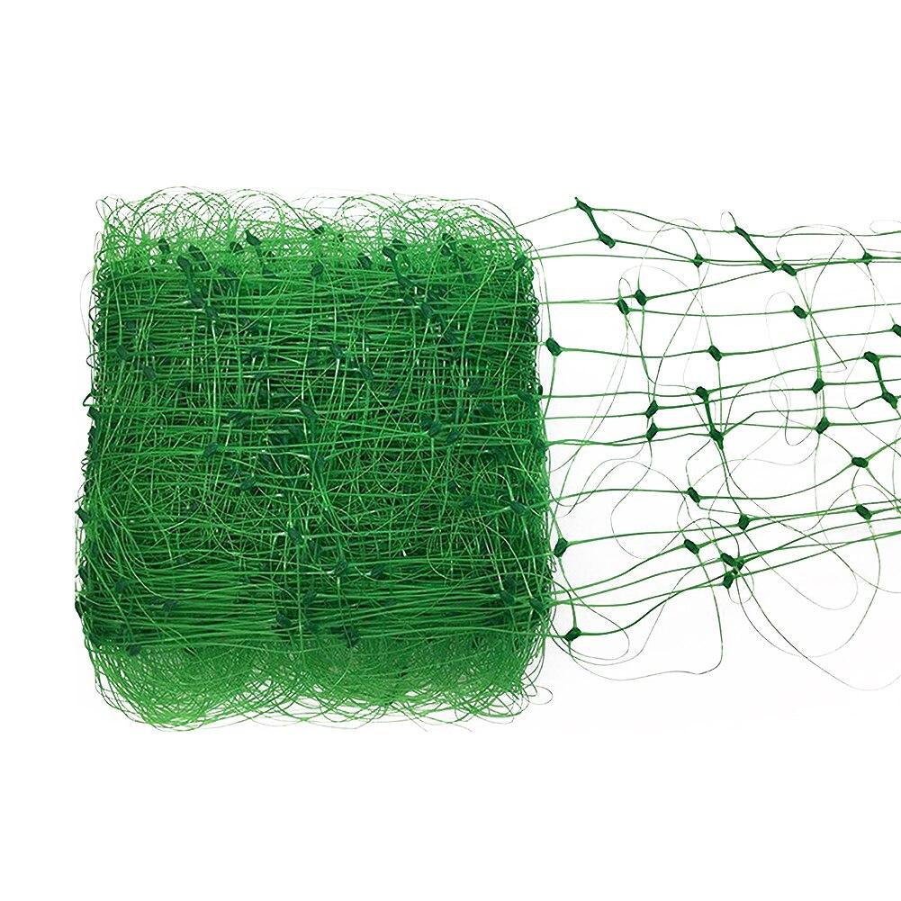 New Garden Green Nylon Vegetable Plant Trellis Netting Support Nets Bean Plant Climbing Grow Fence Anti-bird Net