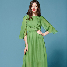 Sexy font b Dress b font 2016 Summer Wmen s Sicilian Style Fashion Daily Short Petal