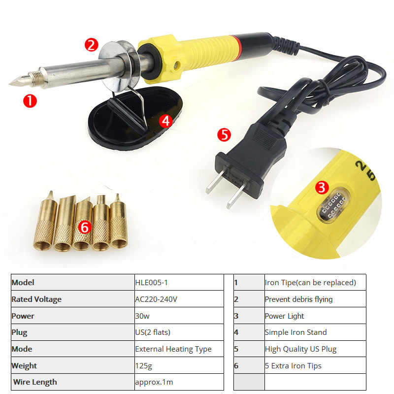 Free Shipping Carving Soldering Iron Electric Engraving Pen Gourd Pyrograph With