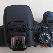 700D Rebel T5i поцелуй X7 Топ обложка чехол головки вспышки крышка с кнопка включения гибкий кабель для Canon 700D