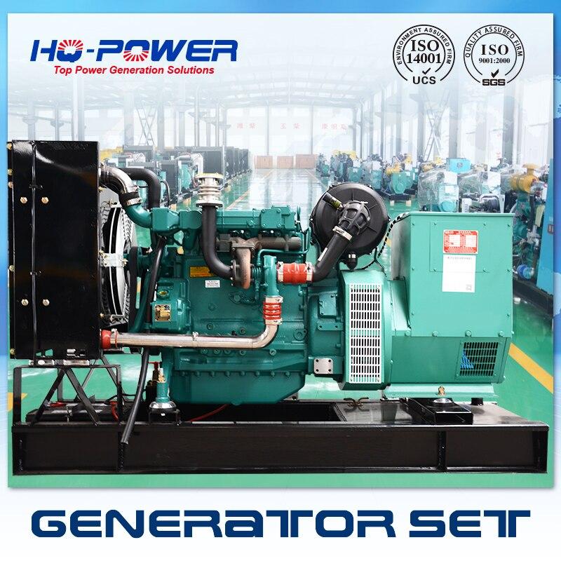 Китай weichai deutz 100 кВт 120kva трехфазный генератор 380 Вольт цена