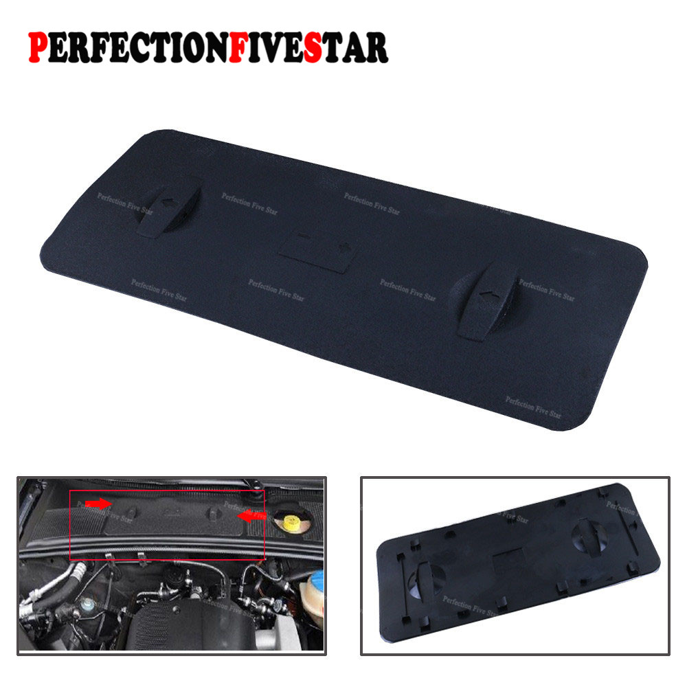 8E1819422A 01C 8E1 819 422 A Black Battery Tray Cover Cap For <font><b>Audi</b></font> <font><b>A4</b></font> 8E S4 Quattro B6 B7 2004 <font><b>2005</b></font> 2006 2007 image