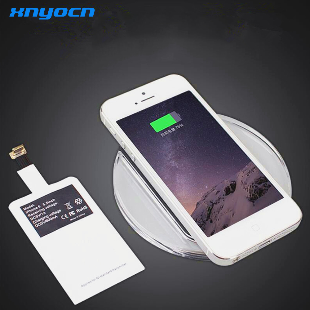 Qi Universal Wireless Charging Kit Charger Charging