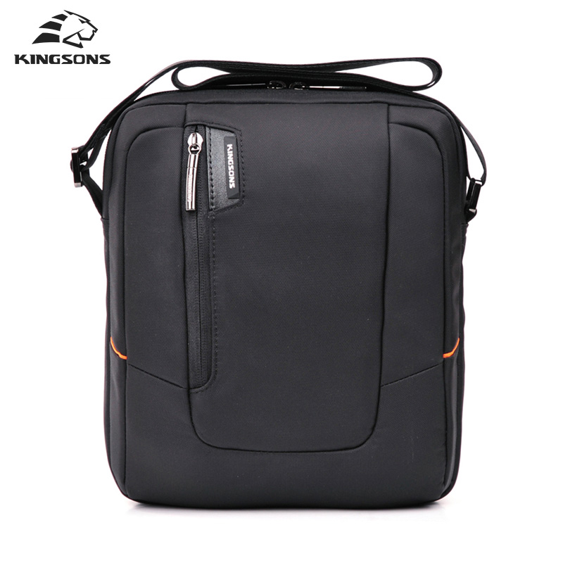 Kingsons High Quality Messenger Sleeve Bag Waterproof for Outdoor Men and Women 9 Inches Travel Shoulder Bag for Pad