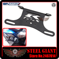 For SUZUKI GSXR GSX-R 600/750 2006-2013 Motorcycle Fender Eliminator Registration License Plate Holder Bracket