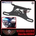 For SUZUKI GSXR GSX-R 600/750 2006-2013 Motorcycle Fender Eliminator Registration License Plate Holder Bracket