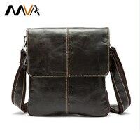 Hot Sales Genuine Leather Bag Cowhide Leather Men Bag Vintage Designer Crossbody Bags Desigual Men Bags